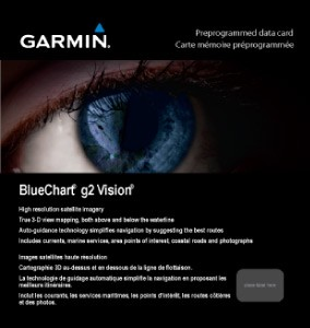 Garmin BlueChart G2 Vision - EU509S / Plavebná mapa Dunaja