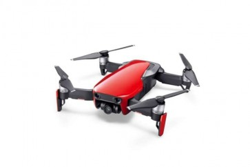 DJI Mavic Air, 4K kamera, Flame Red