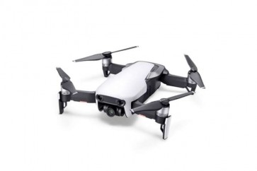 DJI Mavic Air, 4K kamera, Arctic White
