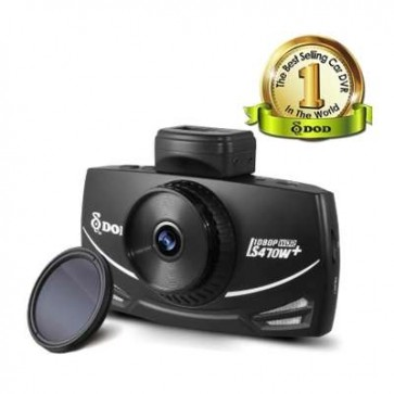 DOD LS470W+ Prémiový model autokamery