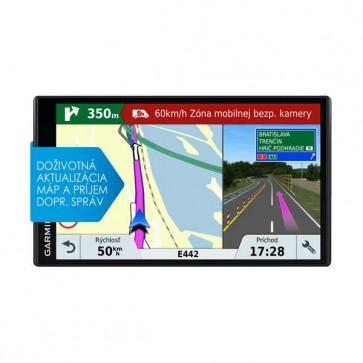 Garmin DriveSmart 61 LMT-S Lifetime EU (45 krajín)