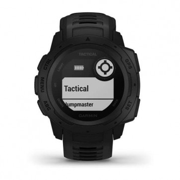 Garmin Instinct Tactical, Black