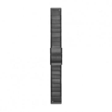 Garmin kovový remienok QuickFit™ 22 na zápästie fénix 5 (ND)