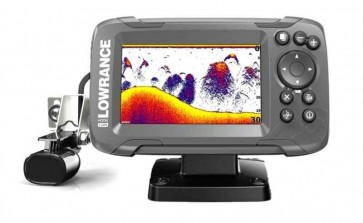 LOWRANCE HOOK2 - 4X GPS 200 CE ROW
