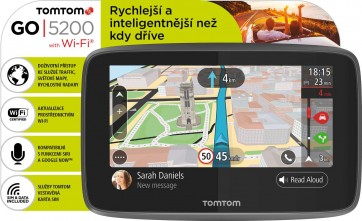 TomTom GO5200 WiFi