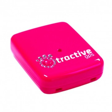 Tractive GPS Špeciálna edícia s kryštálmi Swarovski ®