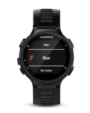 Garmin Forerunner 735XT Black & Gray Run Bundle