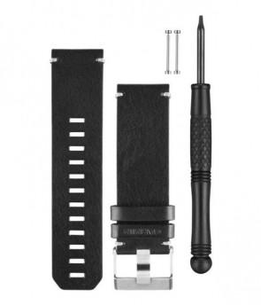 Garmin Kožený remienok (čierny) pre fénix™ 3