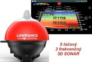 LOWRANCE FishHunter 3D