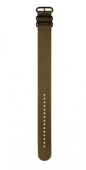 Garmin Remienok, nylonový pre fenix 3 / tactix Bravo - olivová