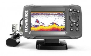 LOWRANCE HOOK2 - 4X ROW