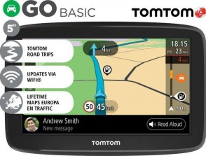 """TomTom GO BASIC """"5"""""""