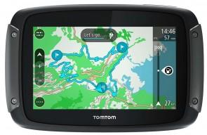 TomTom Rider 500 (EU45)