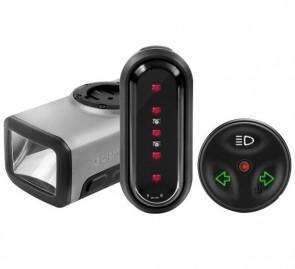 Garmin Varia cyklo-svetlá (predné a zadné) s ďialkovým ovládačom