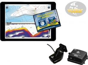 Vexilar, dvojlúčový sonar SP200
