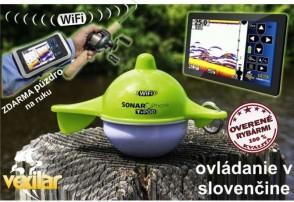 Vexilar Sonarphone SP100 Wifi nahadzovací sonar