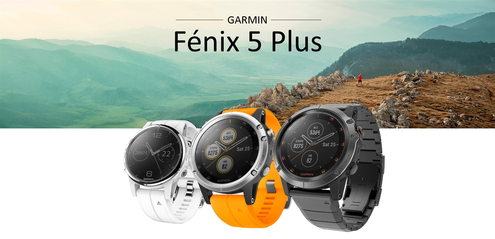 Fenix 5 Garmin Plus