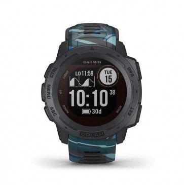 Garmin Instinct Solar, Surf Pipeline