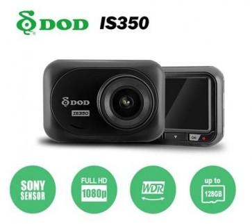 """Mini kamera do auta DOD IS350 s 1080P + 150° + 2,5"""" displej"""