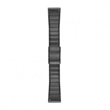Garmin kovový remienok QuickFit™ 26 na zápästie fénix 3 a 5X (ND)
