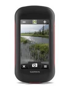 Garmin Montana 680 + SK TOPO
