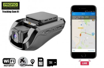 Profio Tracking Cam X1