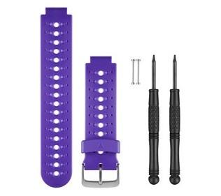 Garmin remienok Forerunner 230 / 235 / 630 (purple) ND