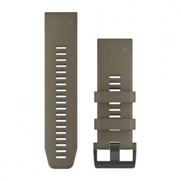 Garmin silikonový remienok QuickFit™ 26 na zápästie fénix 3 / 5X (Plus) / tactix - Coyote tan (ND)