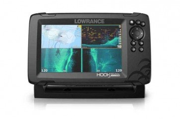 LOWRANCE Hook Reveal 7 Tripleshot ROW