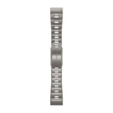 Garmin Titániový remienok QuickFit 26 na zápästie - fénix 6X (ND)