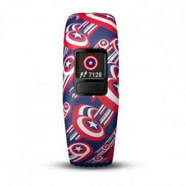 Garmin vívofit jr. 2, Captain America