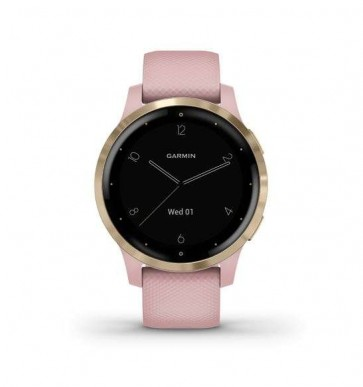 Garmin vivoactive 4S Dust Rose/Light Gold
