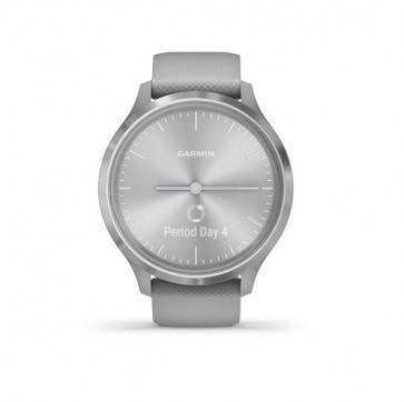 Garmin vivomove 3 Powder Gray/Silver, Silicone