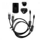 Garmin A/C adaptér (sieťová nabíjačka 230V) - mini USB / micro USB
