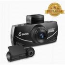 DOD LS500W - Dual 1080P FULL HD autokamera s GPS