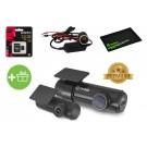 DOD RC500S - kamera Wifi s GPS a DUAL 1080P - model 2021