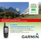 Garmin  TOPO Garmin Alpenvereinskarten, microSD™/SD™